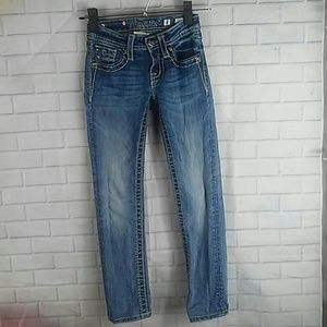 Miss Me. Skinny Size 8 Price is firm!